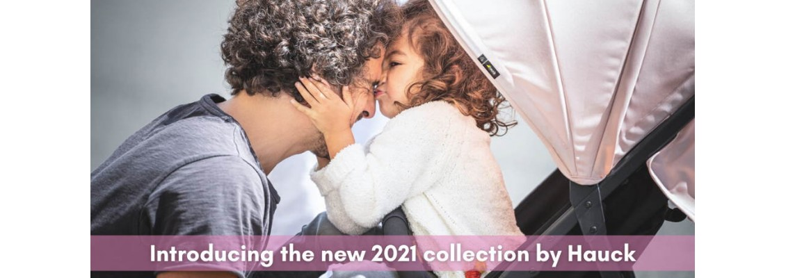 Blog#11  Introducing the new 2021 collection by Hauck