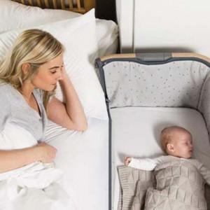 Co-Sleepers and Cribs