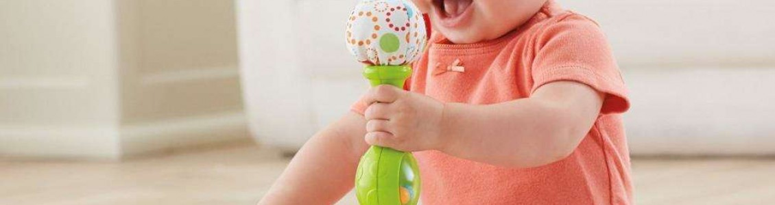 Rattles Squeekers and Teethers