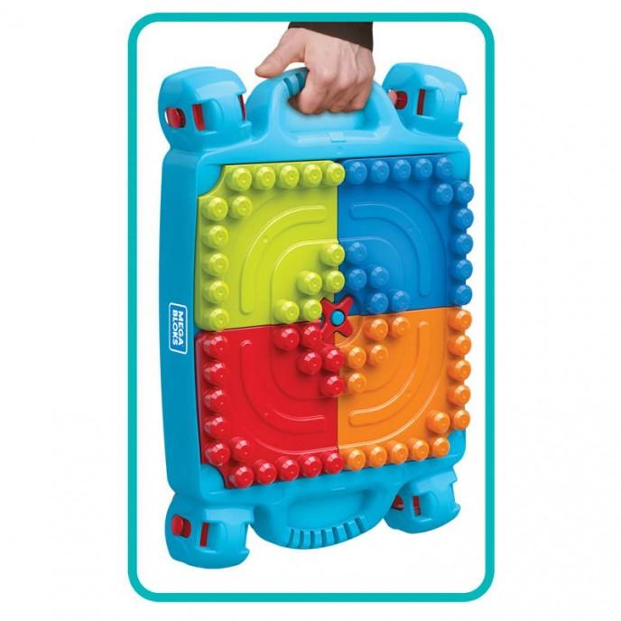 Mega Bloks Build & Learn Table