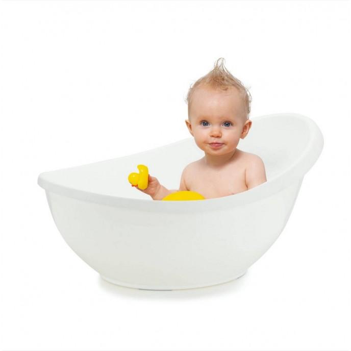 Baby Elegance Bubble Tub Grey