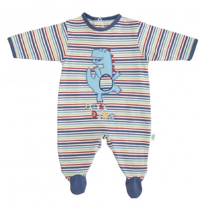 Babygrow Cotton Dino