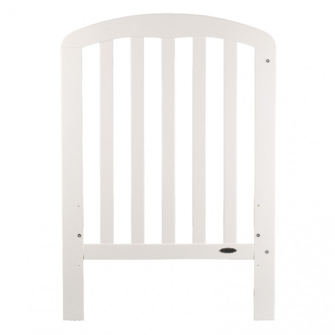 OBaby Cot Lily White