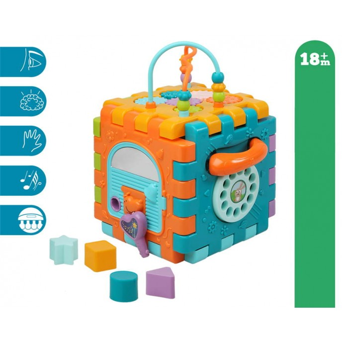 Kiokids Activity Box With Lights and Sounds