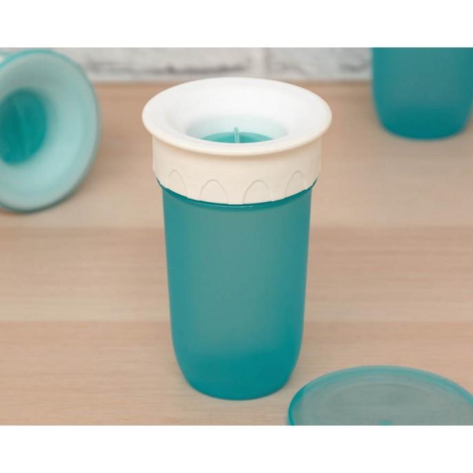 Kiokids 360 Sippy Cup 300ml Blue