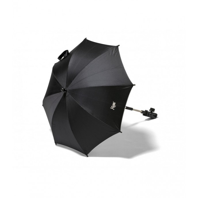 Kiokids Parasol with UV Protection Black
