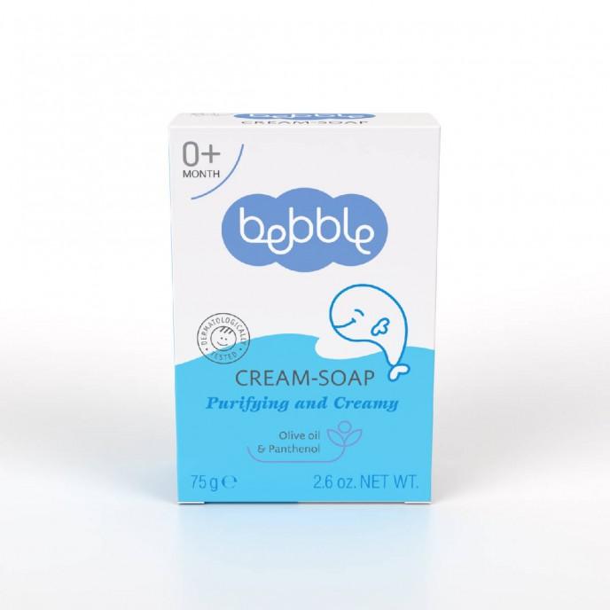 Bebble Cream Soap 75g