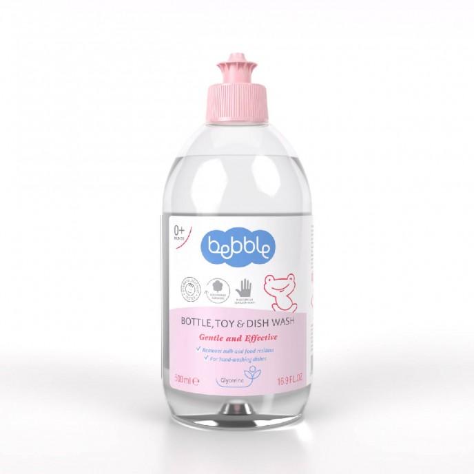 Bebble Bottle Toy and Dish Washing Up Liquid 500ml
