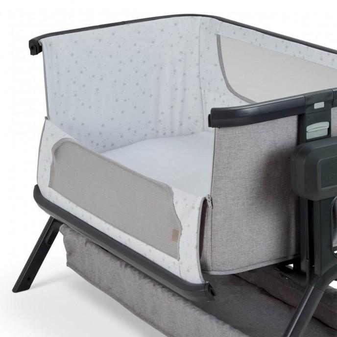 Baby Elegance Co Glide Electric Bedside Crib