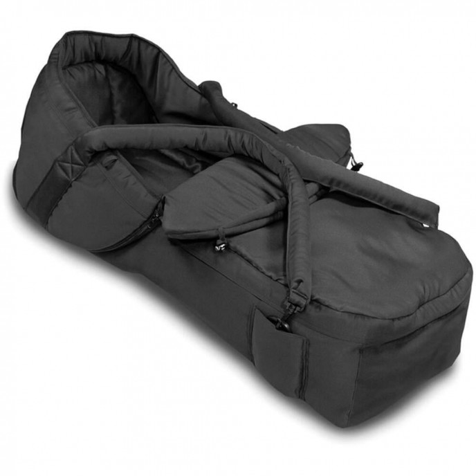 Hauck 2 in 1 Carrycot and Footcover