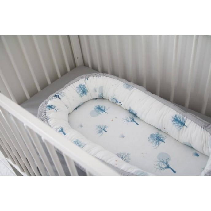 Tiny Star Baby Nest Magic & Grey