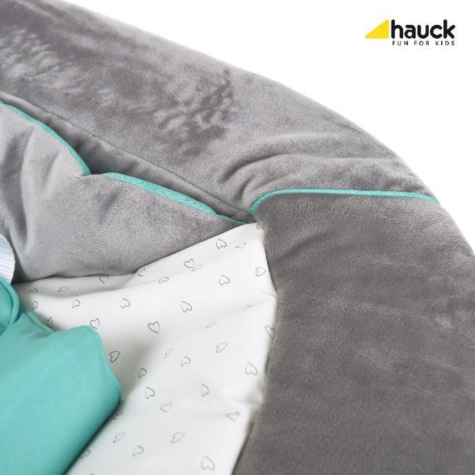Hauck Alpha Bouncer 2 in 1 Hearts Grey