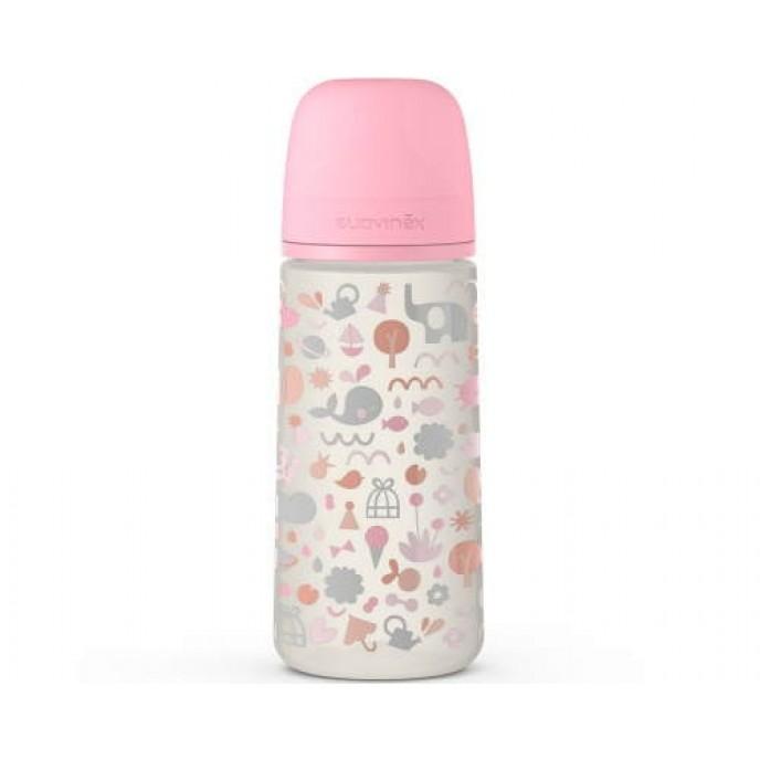 Suavinex Memories Bottle 360ml Pink