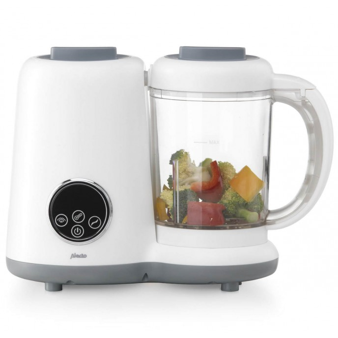Alecto 5 In 1 Baby Food Steamer and Blender