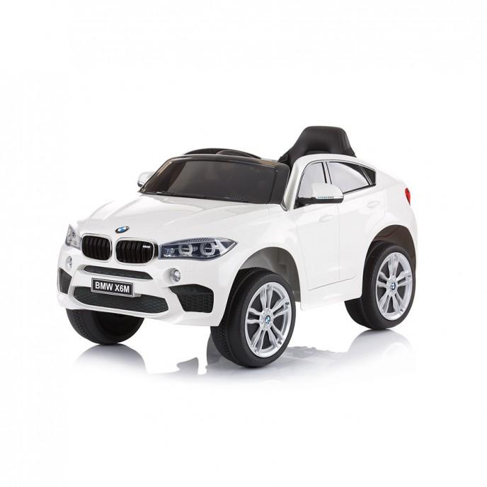 Chipolino Electric Car BMW X6M White