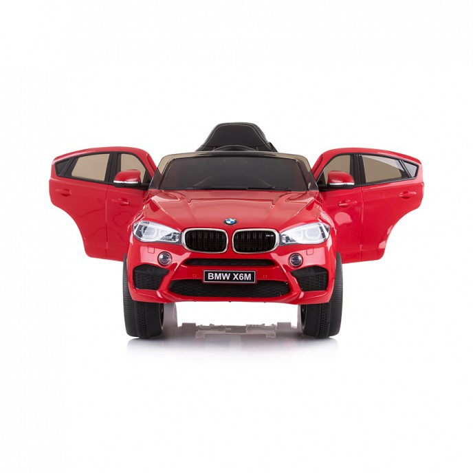 Chipolino Electric Car BMW X6M Red