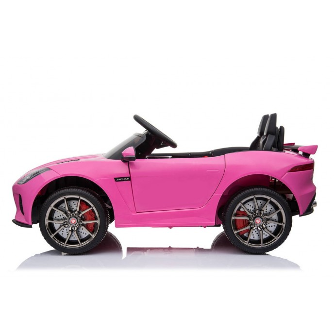 Chipolino Electric Car Jaguar SVR 4WD Pink