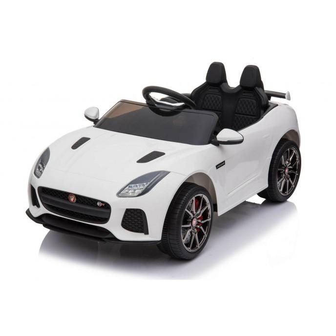 Chipolino Electric Car Jaguar SVR 4WD White