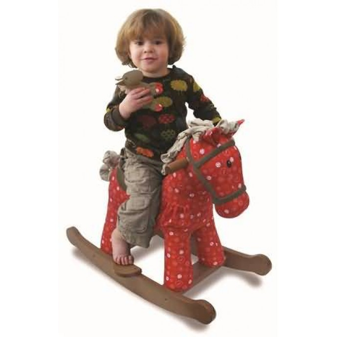 Little Bird... Doodle and Crumb Rocking Horse 9m+