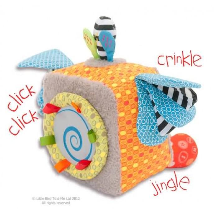 Little Bird... Birdy Bear Activity Toy - CLEARANCE