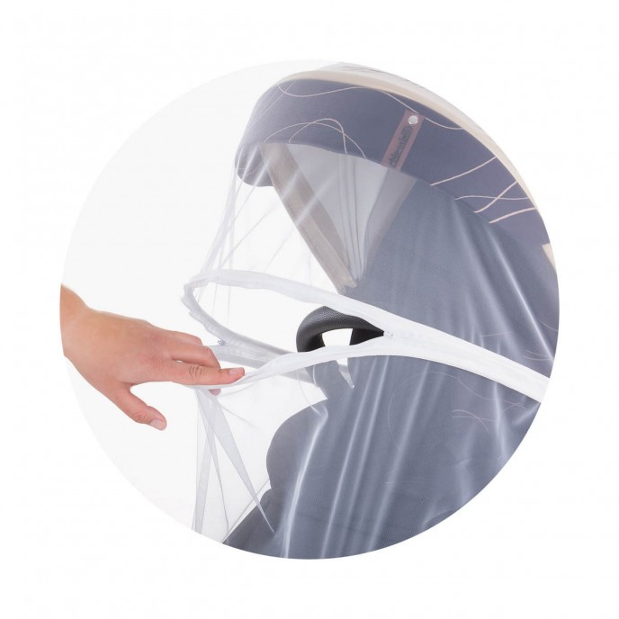 Chipolino Insect Net Universal Deluxe White