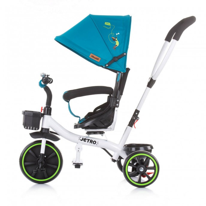 Chipolino Tricycle Jetro Ocean