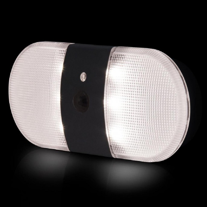 Alecto Battery Operated LED Night Light with Sensor