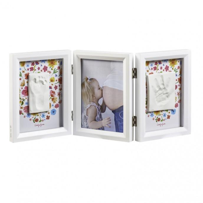 Baby Art Single Frame Wooden