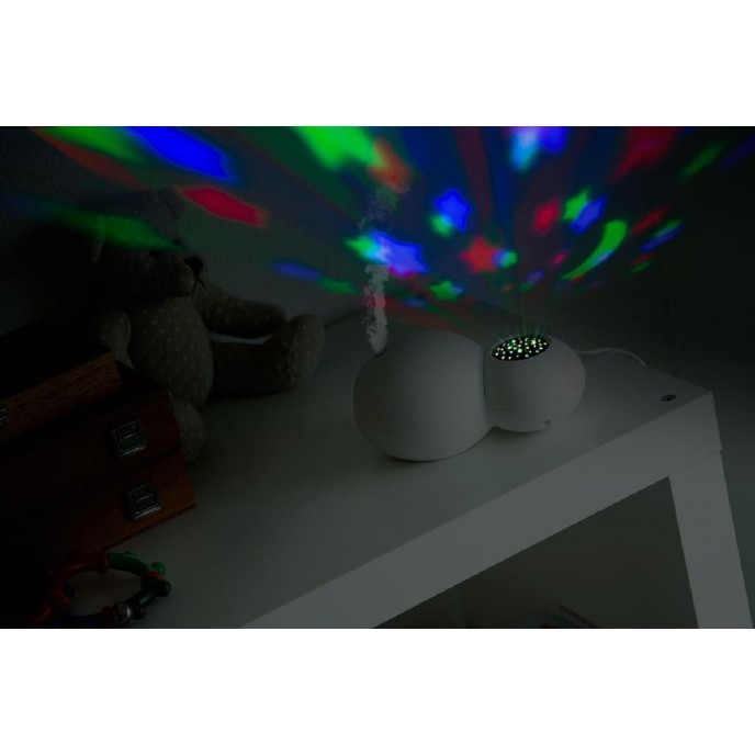Alecto 2 in 1 Humidifier and Projector