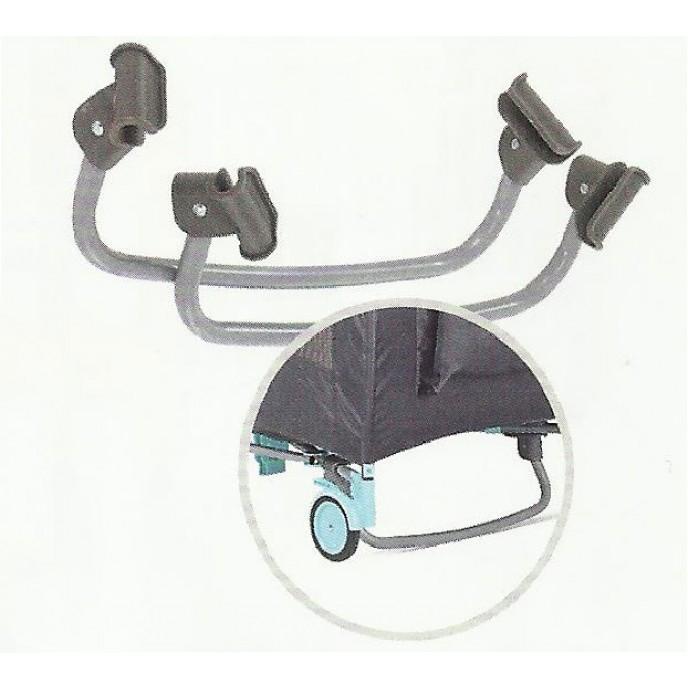 Accessory - Chipolino Rocking Mechanism Cradle Arcs (Pair)