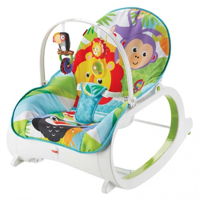 Fisher Price Infant to Toddler Rocker Rainforest