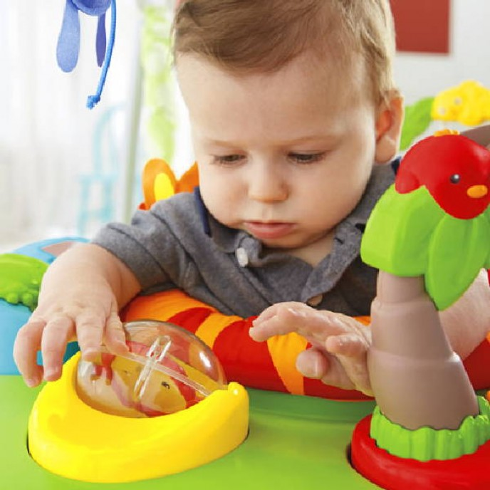 Fisher Price Jumperoo Roarin Rainforest