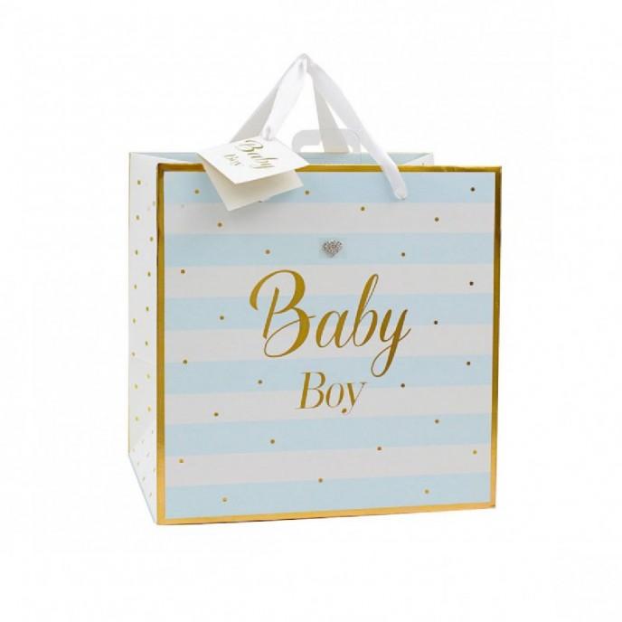 Baby Boy Gift Bag Medium