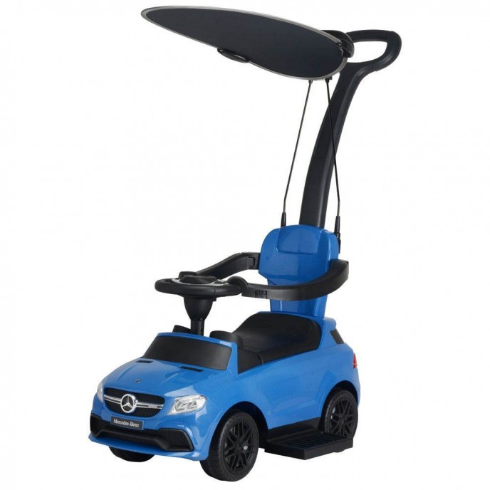 Chipolino Ride On Car with Canopy Mercedes GLE63 Blue