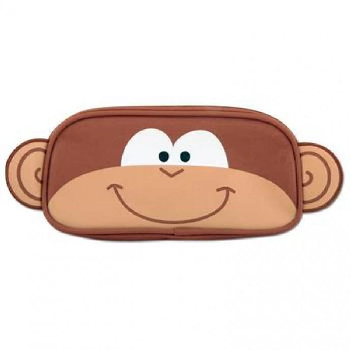 Stephen Joseph Pencil Pouch Monkey